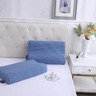 2019新款60*40天然乳胶枕-A品 带礼盒乳胶枕
