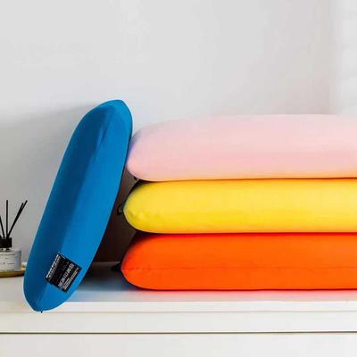 非温感时尚炫彩系列枕-60*40/只 蓝色