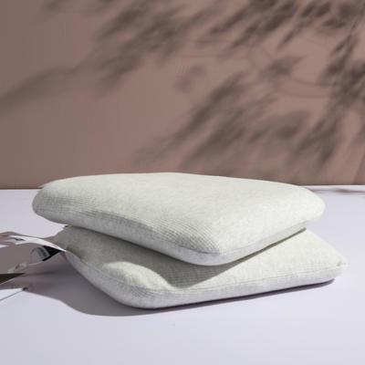 【鋼印高端尊品】泰國原裝進口純天然乳膠枕 除菌 防螨 健康寶寶嬰兒定型 嬰兒定型枕50*30*3