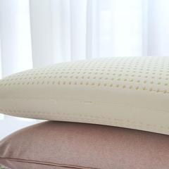 【特拉雷Talalay】Talalay天然乳胶枕头 面包枕 物理发泡工艺 呵护颈椎 面包枕70*40*13