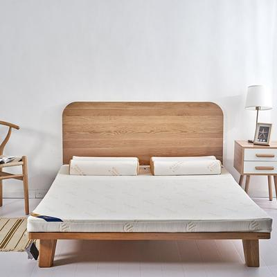 泰国原产ECO认证乳胶床垫 天然乳胶床垫床褥 【秋季家装节】特供 150-200-5 泰国原装进口乳胶床垫