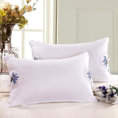 凯罗家纺  A(03) 薰衣草安睡枕  枕头 枕芯 薰衣草 安睡枕