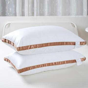 凯罗家纺 15-5天丝羽丝枕