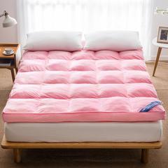 水晶绒立体床垫 0.9*2.0 粉色