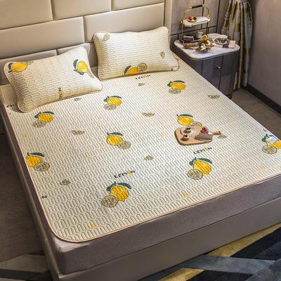2020新款乳胶凉感空调软席 150X200cm 柠檬酸