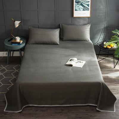 全棉老粗布床单 160cmx245cm 万木争春