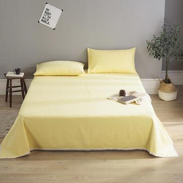 全棉老粗布床单款三件套