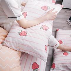 全棉13070单枕套 48cmX74cm 一只枕套