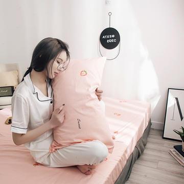 全棉13070单枕套