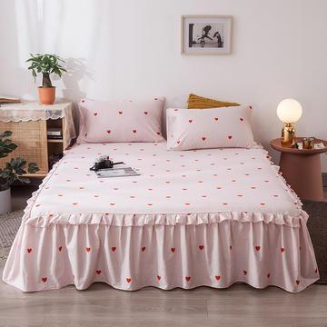 2020新款13070单床裙双边