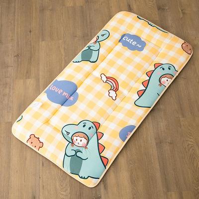 2021新款-儿童床垫 60*120cm儿童床垫 春田花花