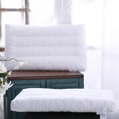 2018新品枕芯 乳胶颗粒护颈枕 乳胶颗粒护颈枕