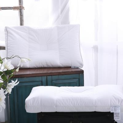 2018新品枕芯 三区荞麦定型枕(厚) 三区荞麦定型枕(厚)