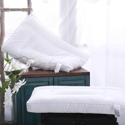 2018新品枕芯 多区软管护颈枕 多区软管护颈枕