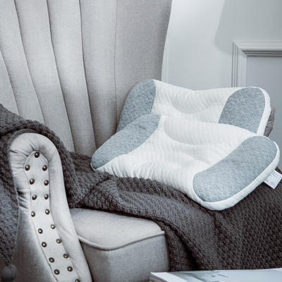 2019新品枕芯 微管塑形婴儿枕 30*50