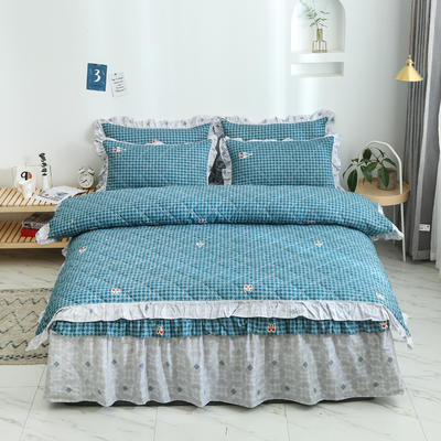 2020新款12868韩版单品系列-单品夹棉被套 220x240cm 时尚之都