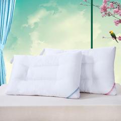 伟邦家纺 保健枕系列   磨毛水洗枕 45*73cm 磨毛水洗枕