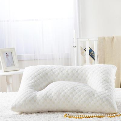 伟邦家纺 保健枕系列  微笑枕 45*73cm 微笑枕