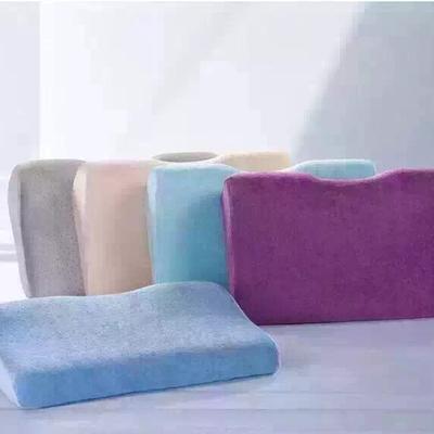 伟邦枕芯  天鹅绒蝶形磁疗枕 天鹅绒蝶形枕