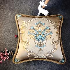 抱枕系列欧式刺绣抱枕 小 1