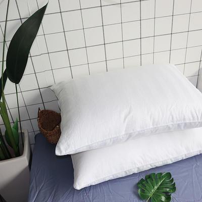 2019新款羽丝绒和抱枕系列(60*80) 白