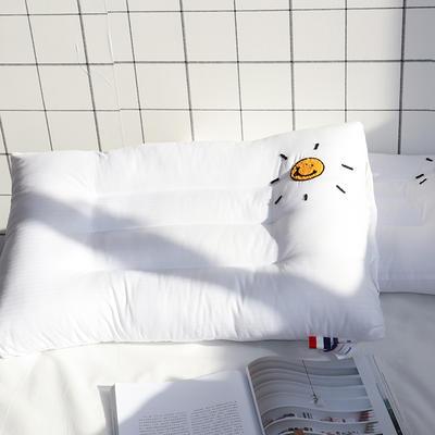 2019新款早安水洗枕(48×74) 早安