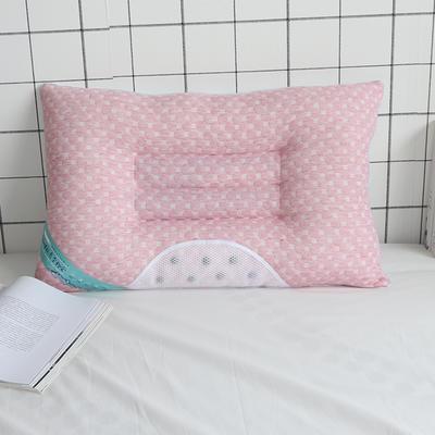 2019新款水立方磁疗决明子(48×74) 粉色