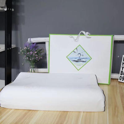 2019新款玻尿酸美颜乳胶枕(40×60) 玻尿酸美颜乳胶枕