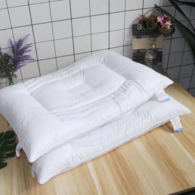 2019新款曲线决明子低枕(48*74㎝) 曲线决明子低枕/只