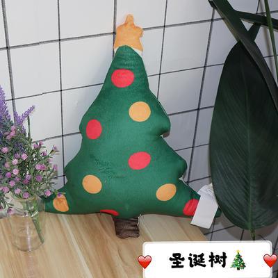2019新款圣诞抱枕 40㎝ 圣诞树