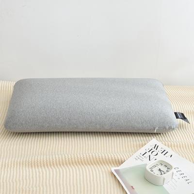 2020新款低反弹零压力面包记忆枕(40*70) 灰