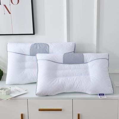 2020新款抗菌绗缝立体助眠枕(48*74) 抗菌绗缝立体助眠枕