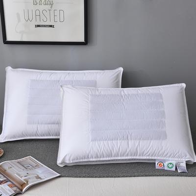 2020新款荞麦立体水洗热熔枕(48*74) 荞麦立体水洗热熔枕