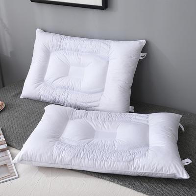2020新款曲线决明子低枕(48*74) 曲线决明子低枕