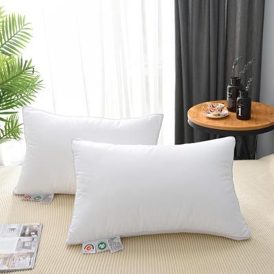 2020新款全棉立体酒店枕(48*74cm) 全棉立体酒店枕