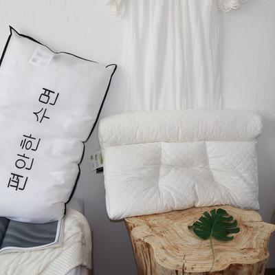 2020新款国缇诺自由乳胶酣睡枕-40*70cm/个 乳胶酣睡枕
