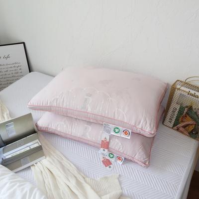 2020新款玫瑰润肤菌抗枕/48*74cm 玫瑰润肤菌抗枕
