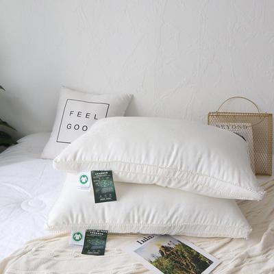2020新款山茶油凉感纤维枕-48×74cm/个 山茶油凉感纤维枕