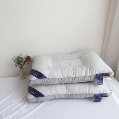 2020新款黑金石墨烯决明子枕枕头枕芯48×74㎝/只 黑金石墨烯决明子枕