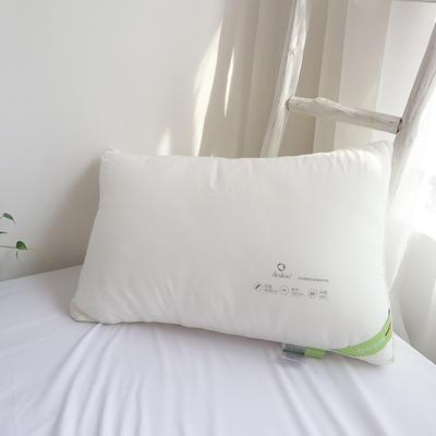 2020新款高端德绒发热极奢枕-48×74cm/个 白色