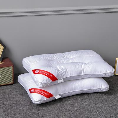 2021新款荞麦护颈辅助枕枕头枕芯 白