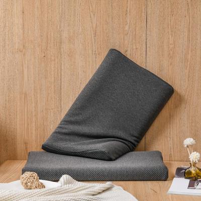 2021新款针织乳胶低枕枕头枕芯 针织乳胶低枕