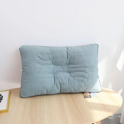 2021新款浪琴决明子护颈枕 蓝色