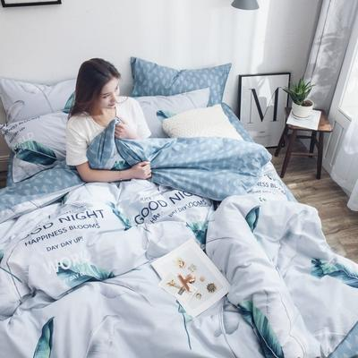 2019新款-13372纯棉四件套 1.5m(5英尺)床 传奇