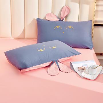 2020新款-60长绒棉公主梦圆单枕套