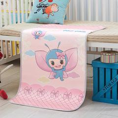 儿童冰丝席 120cmX60cm 小蜜蜂