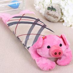 BABY卡通儿童枕 大25*55cm小猪
