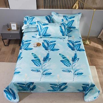 2021年新款冰丝席床单