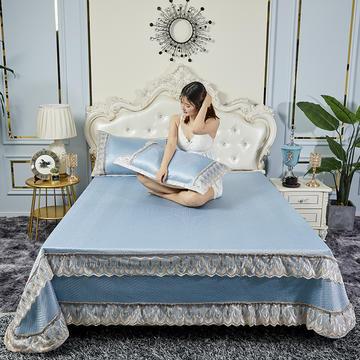 2021水洗花边床单