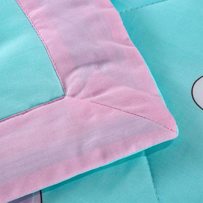 2020新款-棉绸凉感夏被 120x150cm 独角兽